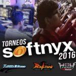 Torneos Softnyx 2016 premiará con más de S/. 5,000 a ganadores