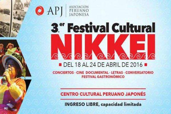 3er Festival Cultural Nikkei