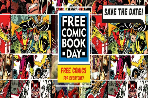 Free Comic Book Day en el ICPNA