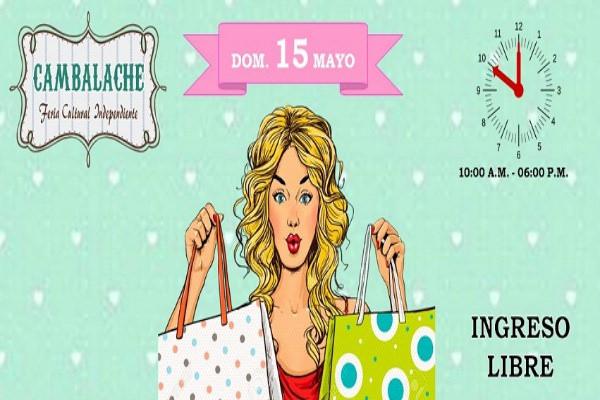 Feria Cambalache | 15 de Mayo