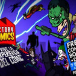 Free Comic Book Day 2016 en Factory Comics Store