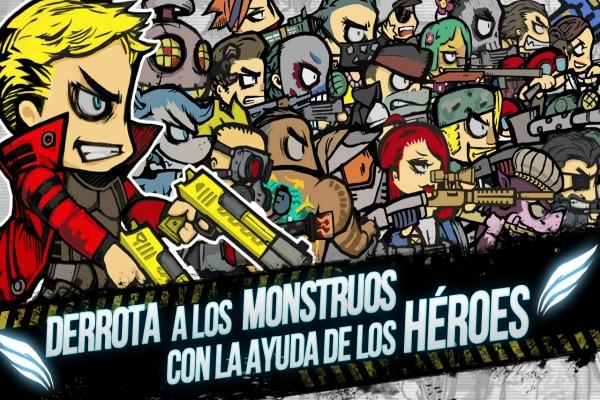 Wolfteam Heroes: Un novedoso juego para Smartphone