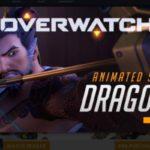 Ya está disponible el nuevo corto animado de Overwatch: DRAGONS