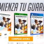 Overwatch ya está disponible en consolas y PC