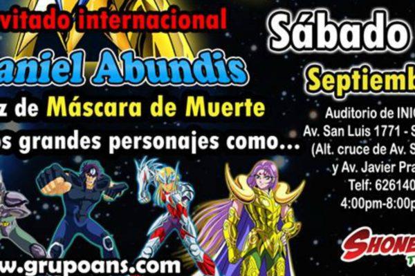 Conferencia de Los Caballeros del Zodiaco | 30 Aniversario