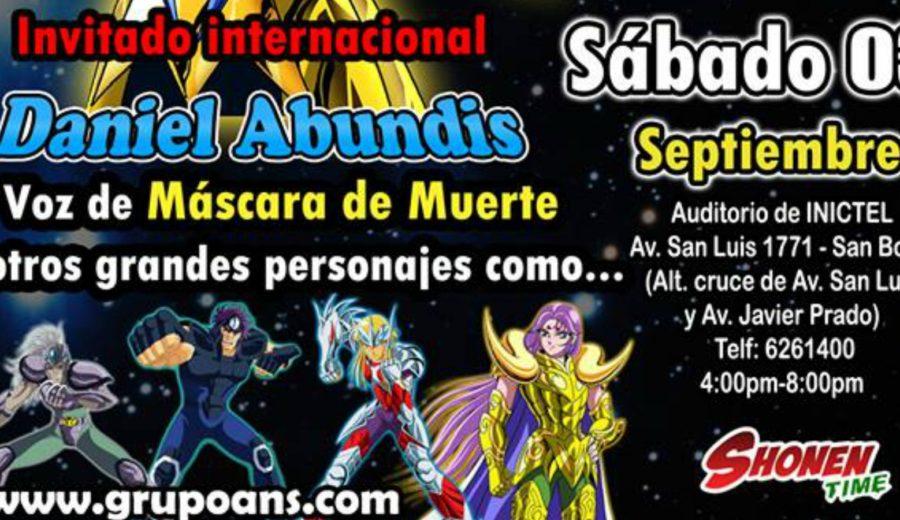 Conferencia de Los Caballeros del Zodiaco   30 Aniversario