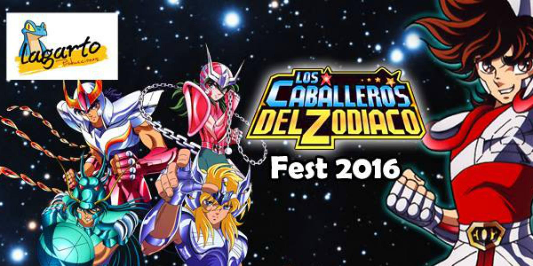 Los Caballeros del Zodiaco Fest 2016