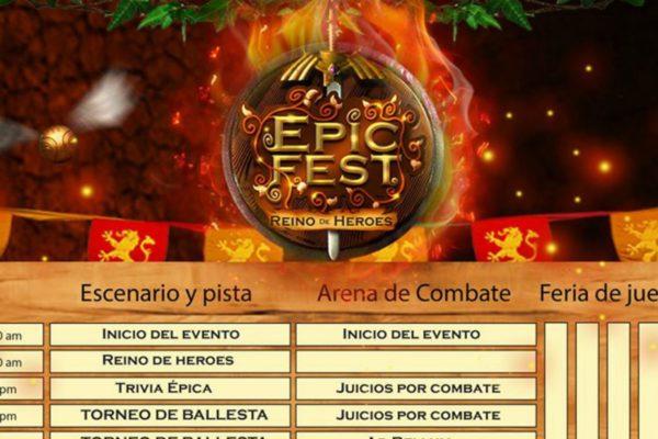 Epic Fest 2016