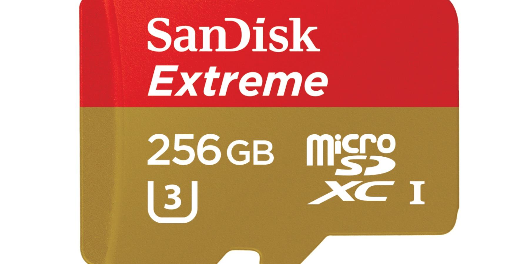 Western Digital lanza la microSD más rápida del mundo