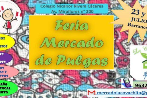 Feria Mercado de Pulgas | Barranco