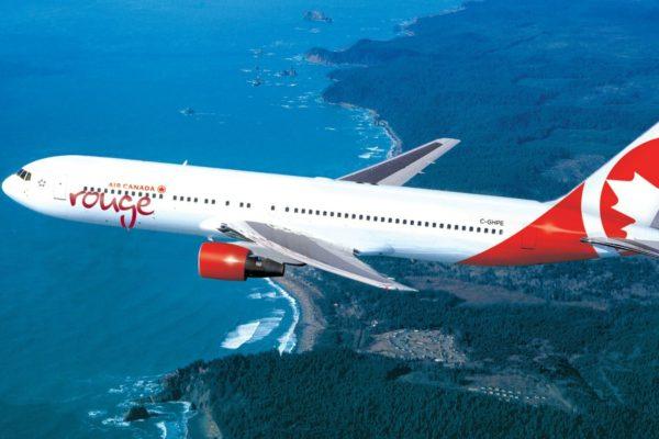 Air Canada Rouge inauguró en Perú cuarta frecuencia de vuelos