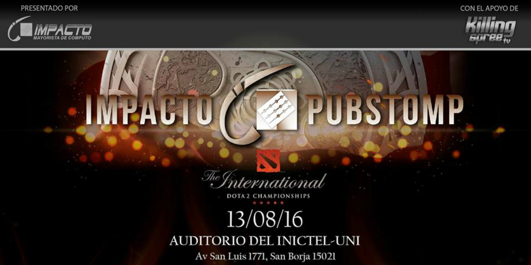 Impacto Pubstomp 2016 | The International de Dota 2
