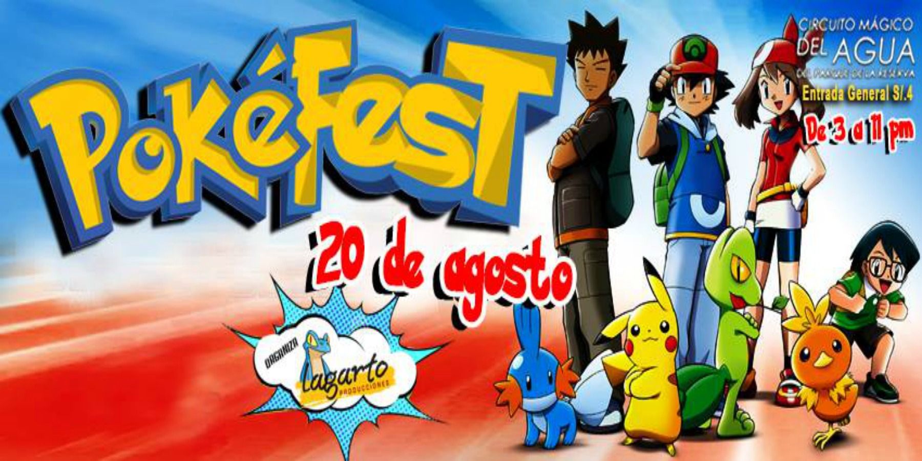 Poke Fest | El Festival de Pokémon GO en Lima