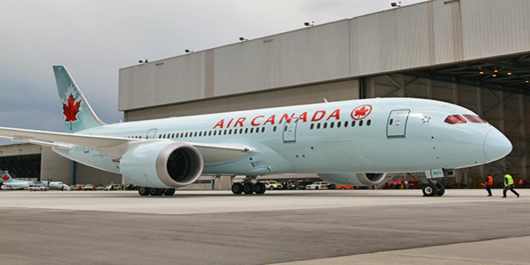 Air Canada Cargo atiende servicio para embarques durante todo el año