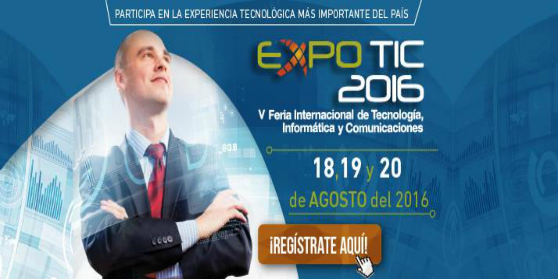 Expotic 2016 | 18, 19 y 20 de Agosto