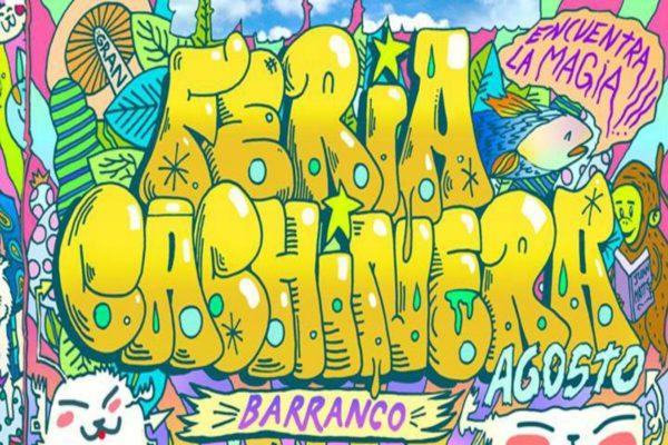 Feria Cachinera Agosto