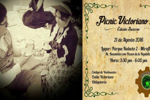 Picnic Victoriano III - Edición Invierno 2016