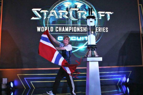 Snute triunfa y se lleva a casa la Copa Intercontinental de StarCraft II en México