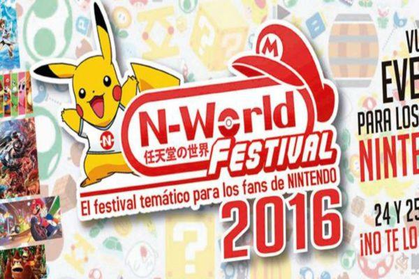 Nintendo World Festival 2016