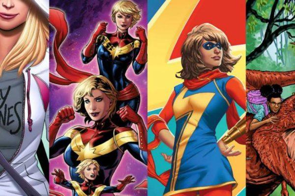 Conversatorio Mujeres de Poder: Mujeres Marvel