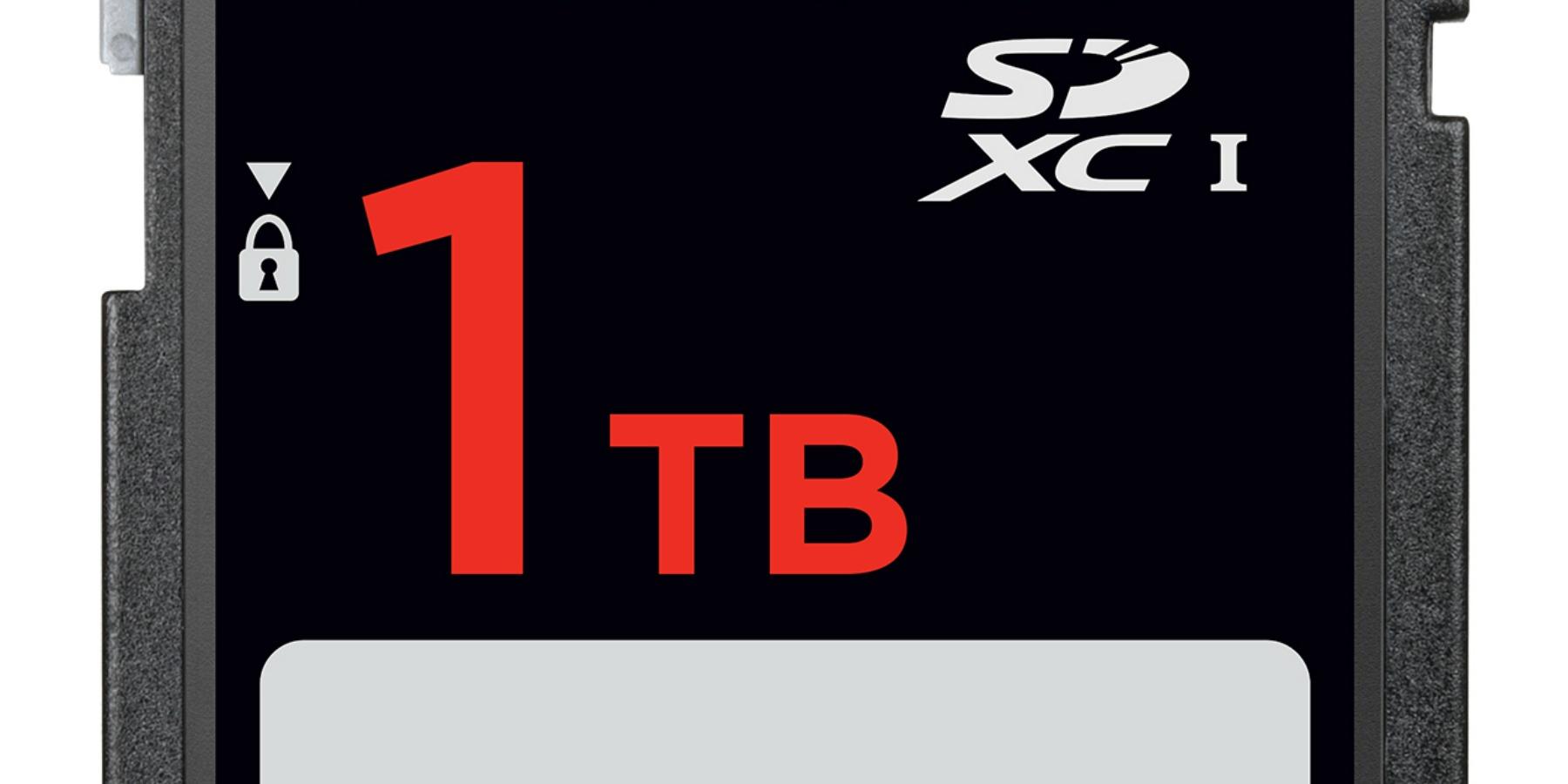 La Primera Tarjeta de 1 Terabyte SDXC del mundo es de SanDisk: Photokina 2016