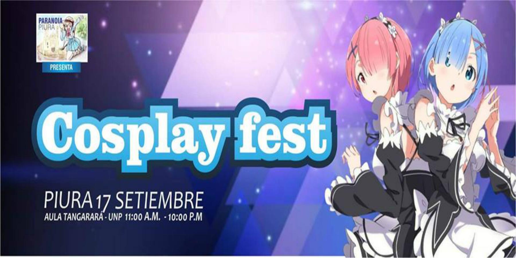 Cosplay Fest Piura