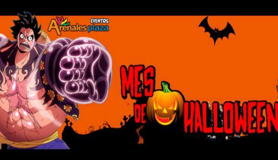 Mes de Halloween en Centro Comercial Arenales