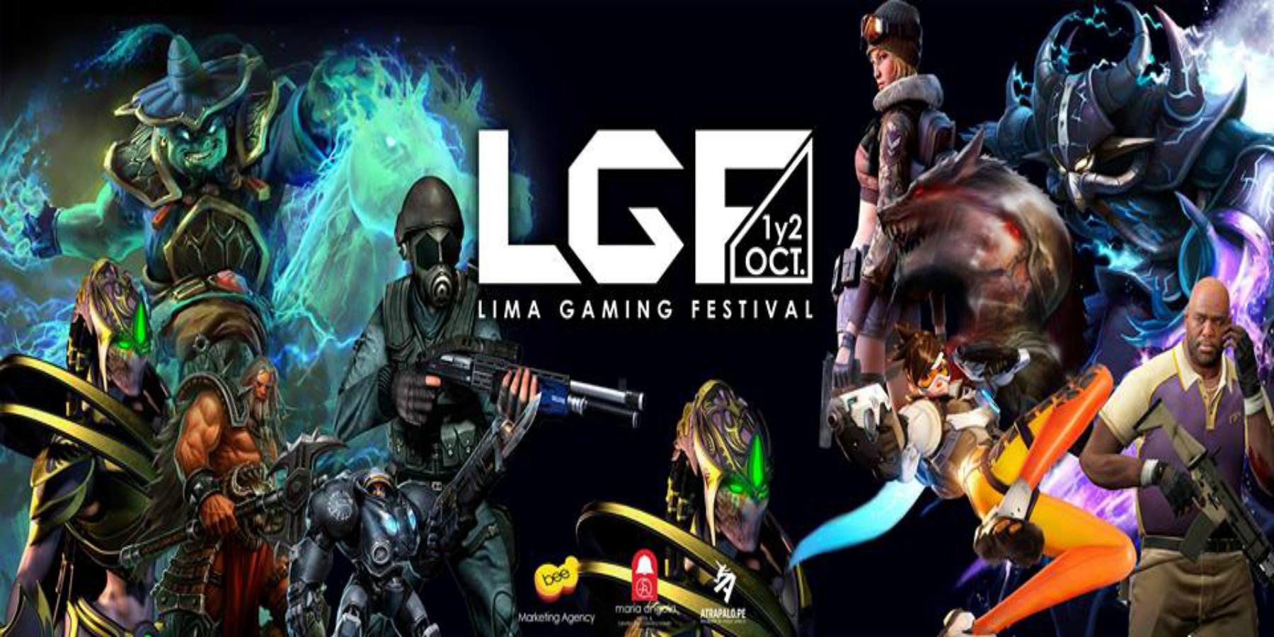 Así se vivió el Lima Gaming Festival | FOTOS