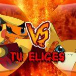 Festival De Gamers & Otakus: Pokémon Vs Digimon