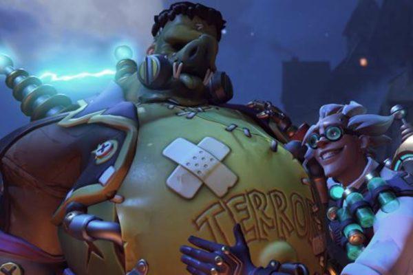 Nuevo parche de Halloween ya se encuentra disponible en Overwatch