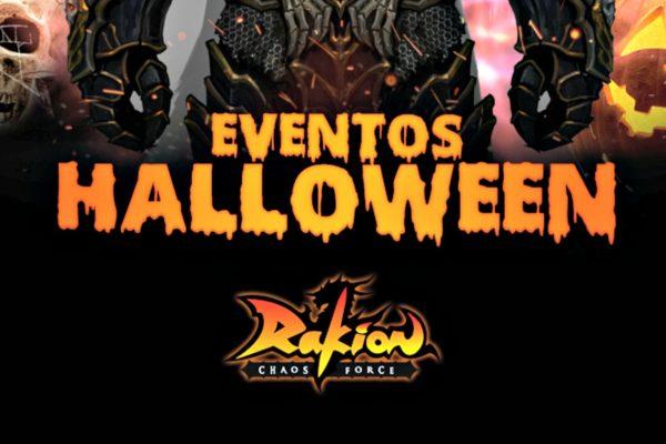 Rakion presenta festival de eventos por Halloween