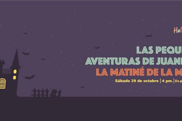 Halloween en San Isidro: Juanito y La Matiné de La Mente