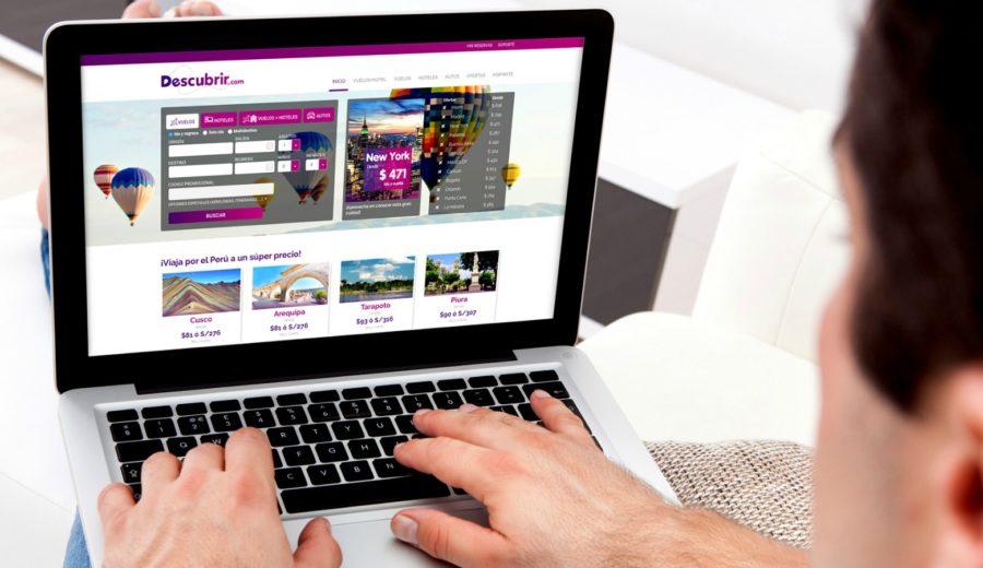 DESCUBRIR.COM: La primera agencia de viajes digital de capitales peruanos