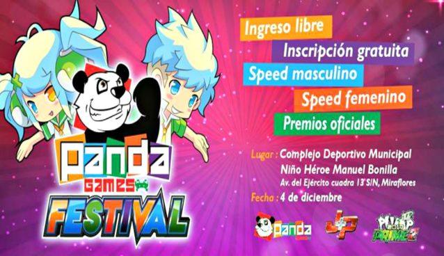 Panda Games Festival