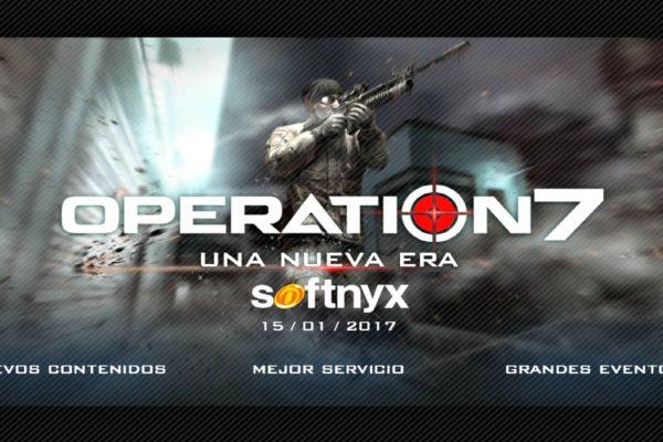 Softnyx adquiere videojuego Operation7