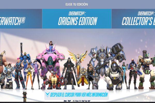 Blizzard anuncia eventos y ofertas de navidad en sus principales juegos