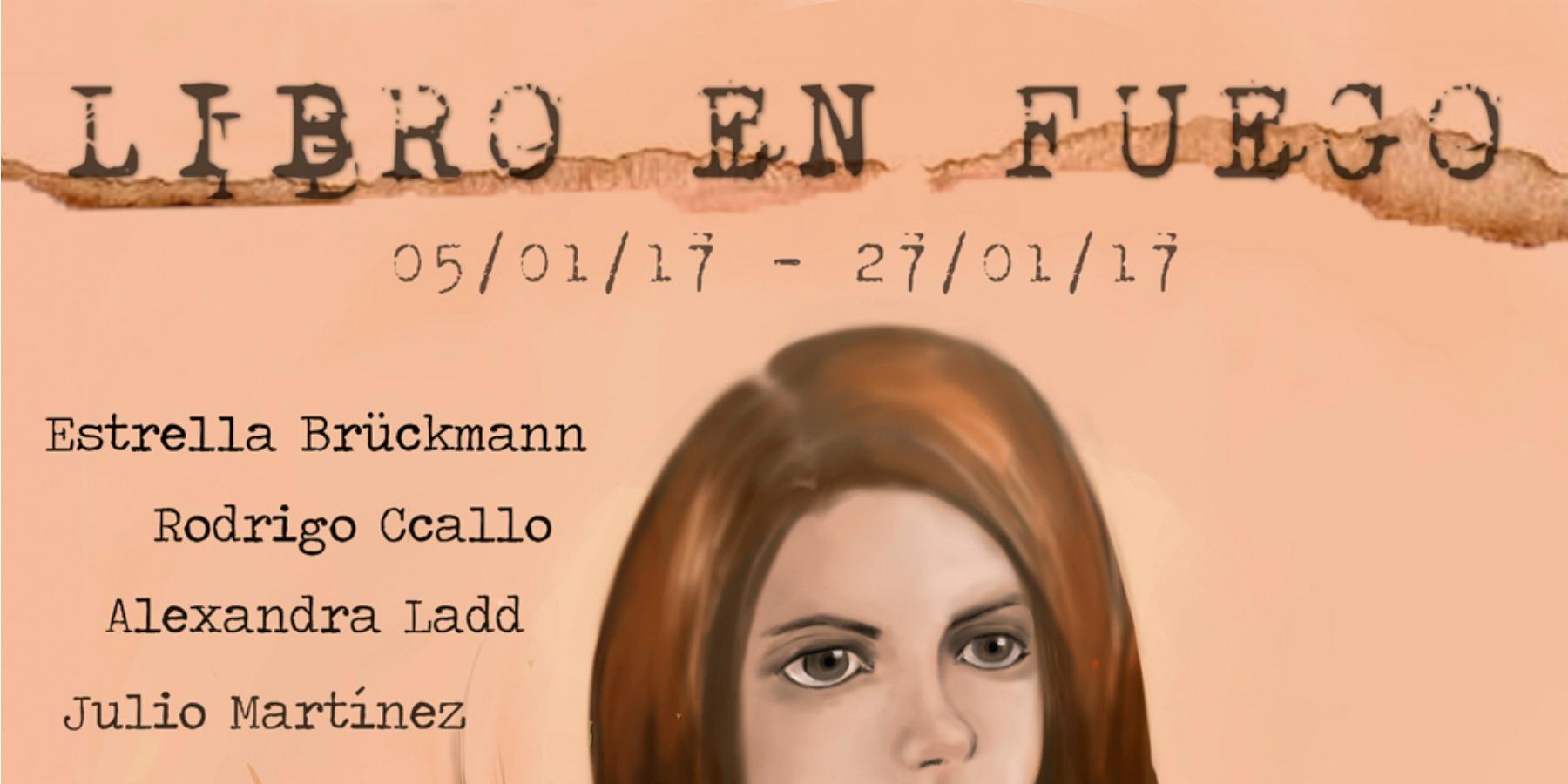 Libro en Fuego | Exposición de artes visuales en San Miguel