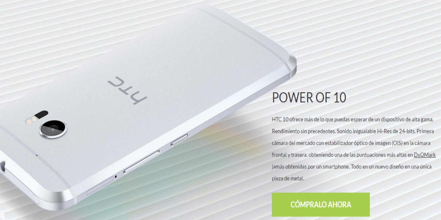 Android 7.0 Nougat para HTC 10: Una nueva forma de trabajar con tus aplicaciones y configuración