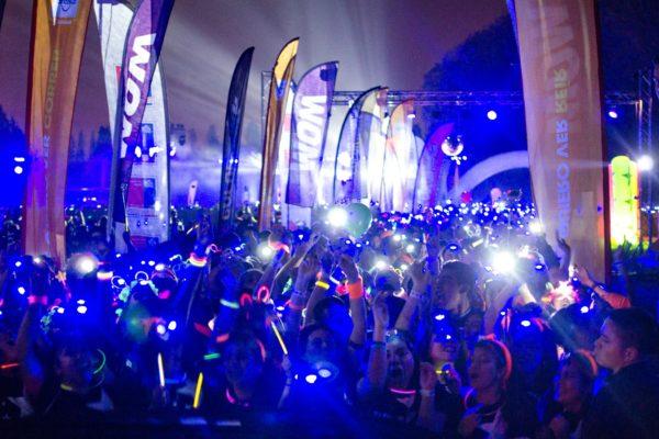 The Color Run Night, la noche más luminosa del planeta llega a Lima!
