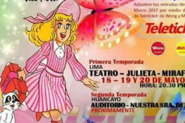 Candy El Musical   Teatro Julieta