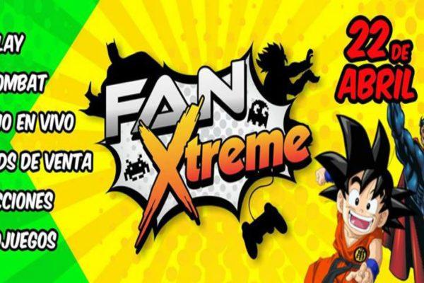 Fan Xtreme   22 de abril en Chiclayo