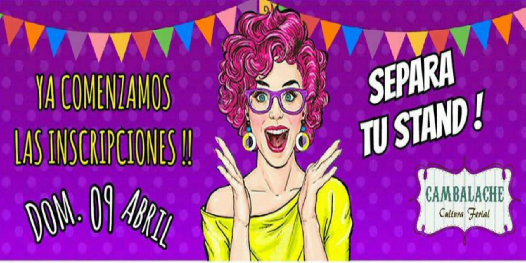Cambalache | 09 de Abril en Chorrillos
