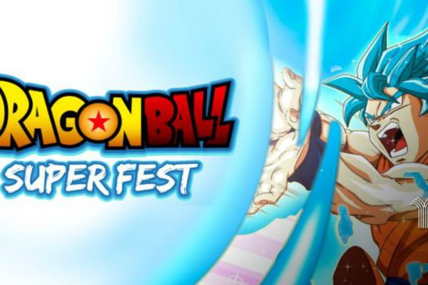 Dragon Ball Super fest