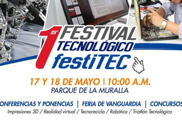 FestiTec | Primer Festival Tecnológico