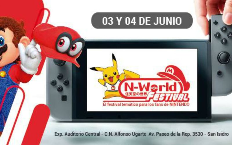 N-World Festival 2017 | 3 y 4 de Junio