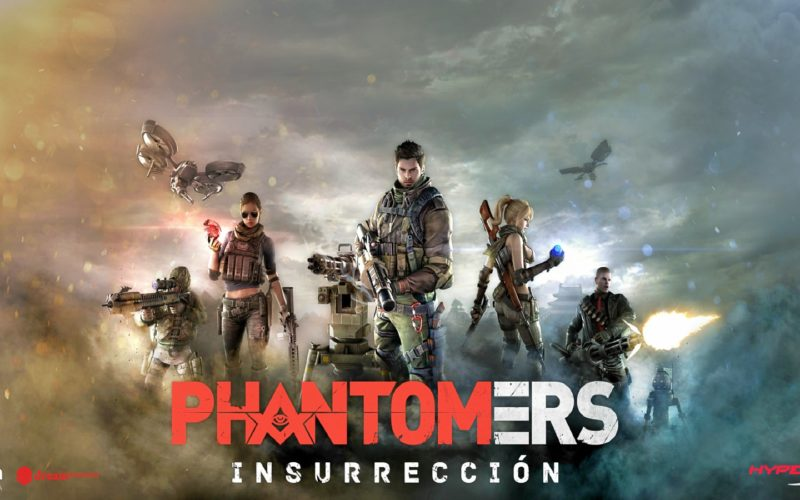 Phantomers llega a Perú | Disponible para PC desde el 04 de Julio