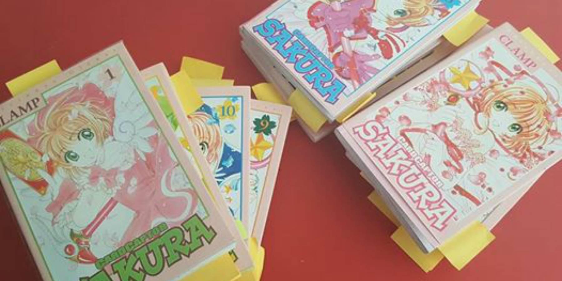 36 diferencias del manga y anime de Cardcaptor Sakura