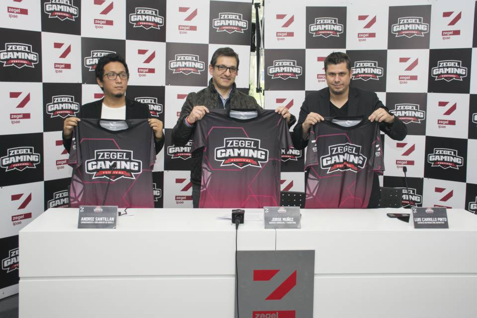Zegel Gaming Festival llega a su fin este sábado 26 de agosto
