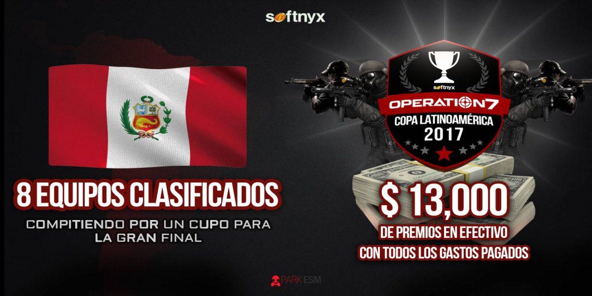 Copa Latinoamérica Operation7 culmina primera fase online en Perú