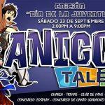 """AniCon Talent   Edición """"Día de la Juventud"""""""